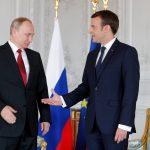الخطوط الحمراء في سوريا كانت اختبار مصداقية لماكرون أمام بوتين