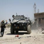 القوات الفرنسية الخاصة تطارد إرهابيين فرنسيين في الموصل