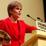 ستورجن تؤيد تنظيم استفتاء حول استقلال اسكتلندا بعد وضوح شروط «بريكست»