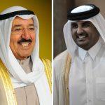 أمير قطر يزور الكويت للخروج من العزلة