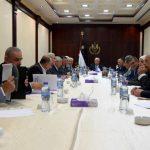 عباس يبحث المصالحة الفلسطينية مع حماس