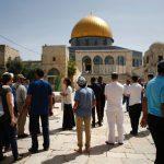 مستوطنون يستأنفون اقتحام المسجد الأقصى