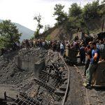 ارتفاع ضحايا انهيار منجم في شمال إيران إلى 43 قتيلا