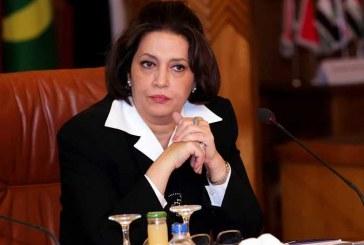 تشييع جثمان صفاء حجازي بمقابر العائلة بالمنصورة