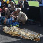 قتلى ومصابون في المباراة النهائية بهندوراس