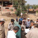 إزالة التعديات على 5110 أفدنة من أراضى الدولة المصرية