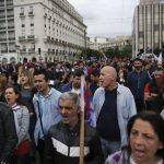 إضراب عام في اليونان احتجاجا على إجراءات تقشف جديدة