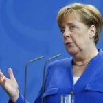 ميركل تدعو أوروبا إلى تعزيز مكانتها الدبلوماسية