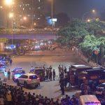 مقتل 3 وإصابة 10 من رجال الشرطة بتفجيرين إرهابيين في إندونيسيا