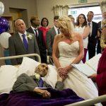 زواج رومانسي في «اللحظات الأخيرة»