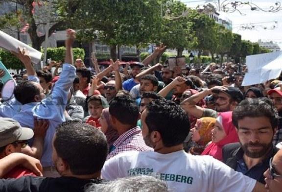 الاحتجاجات مرشحة للتفاقم : تهمة الانفصال..تحاصر «حراك الريف» في المغرب !!