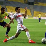 الزمالك يواصل تعثره ويتعادل مع الإسماعيلي في الدوري المصري