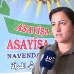 فيديو| سوريات يشاركن في قوات الشرطة بالقامشلي