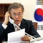 رئيس كوريا الجنوبية يرسل مساعدا لأمريكا لتهدئة مخاوف بشأن نظام دفاعي