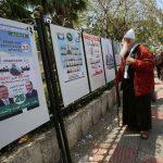 احتجاجات وغلق مراكز تصويت بالقوة في الانتخابات الجزائرية