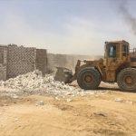 مصر.. استمرار حملات إزالة التعديات على أراضي الدولة