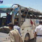 مصر تطالب وسائل الإعلام بتوخي الدقة في متابعة حادث المنيا الإرهابي