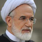 المعارض الإيراني مهدي كروبي يعلن دعمه لروحاني في انتخابات الرئاسة
