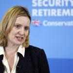 وزيرة الداخلية البريطانية لا تعرف من وراء الهجوم الإلكتروني