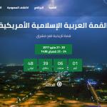 السعودية تستعد لاستقبال ترامب و55 مسؤولاً من دول عربية وإسلامية