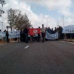 معتصمون يغلقون محطة لضخ النفط جنوب تونس رغم تحذير الجيش