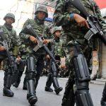 تفجيرات متزامنة تهز جنوب تايلاند