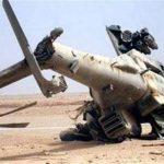 4 قتلى في تحطم مروحية عسكرية سودانية