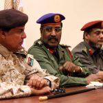 فيديو  غرفة عمليات أجدابيا: الجيش يسيطر على 95% من ليبيا