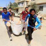 مقتل عشرات المدنيين أثناء فرارهم من تنظيم «داعش» في الموصل