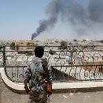 إيران تطلق صواريخ على جماعات متشددة في شرق سوريا