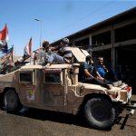 تنظيم داعش يرد على زحف القوات العراقية بتفجيرات انتحارية شرق الموصل
