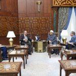 السفير العراقي بالقاهرة:الأزهر يمثل مرجعية عامة للمسلمين