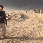فيديو| 35 صحفيا ضحية داعش في معارك الموصل