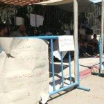الأسرى المحررون يواصلون الاعتصام في رام الله لإعادة رواتبهم