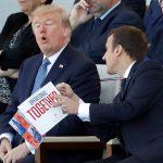 ترامب وماكرون يبحثان الاتفاق النووي الإيراني الأسبوع المقبل