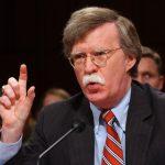 بولتون: إدارة ترامب لا تستهدف تغيير النظام في إيران