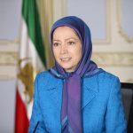 مريم رجوي تطالب بفرض عقوبات شاملة على رموز النظام الإيراني