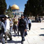 فيديو| منع صلاة الجمعة بالأقصى للمرة الأولى منذ احتلال القدس