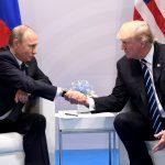 بوتين وترامب يتبادلان الرسائل الودية قبيل قمة السبع