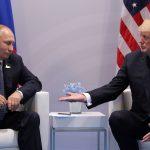بحث إدراج تسوية أزمة سوريا في جدول أعمال لقاء محتمل بين بوتين وترامب