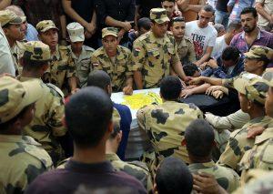 إدانة فلسطينية واسعة لاستهداف الجيش المصري في سيناء   قناة الغد