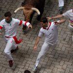 صور| إصابات جديدة في ثالث أيام مهرجان للثيران بإسبانيا