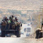 قوات سورية وفصائل تدعمها إيران تتقدم في منطقة حدودية قرب إسرائيل