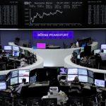 صعود الأسهم الأوروبية مع تحسن المعنويات