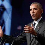 أوباما يحث الديموقراطيين على التصويت لمصلحة بايدن