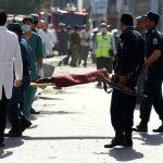 مقتل 35 بتفجير انتحاري في العاصمة الأفغانية