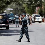 إصابة 5 في تفجير سيارة ملغومة استهدفت قافلة قوات أجنبية في أفغانستان