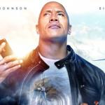 آبل تجمع سيري مع الصخرة The Rock في فيلم جديد