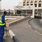 إلزام 4 إماراتيين وخليجي بتنظيف الميادين كعقوبة بديلة في أبو ظبي