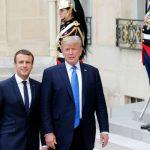 ترامب وماكرون يناقشان عمليات مكافحة الإرهاب في الساحل بأفريقيا